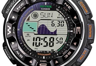 Casio Pro Trek PRW-2500-1ER