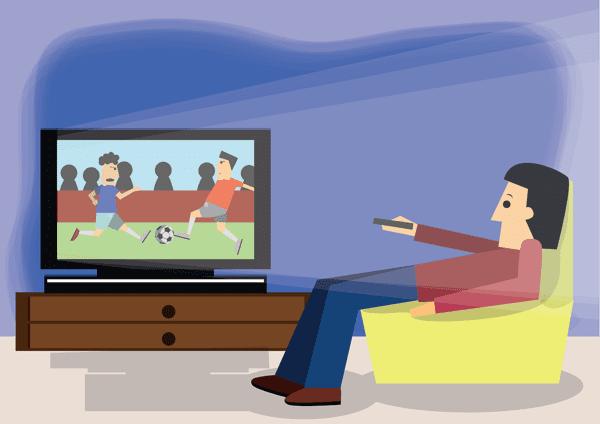 Er du mest til sport, film eller serier?