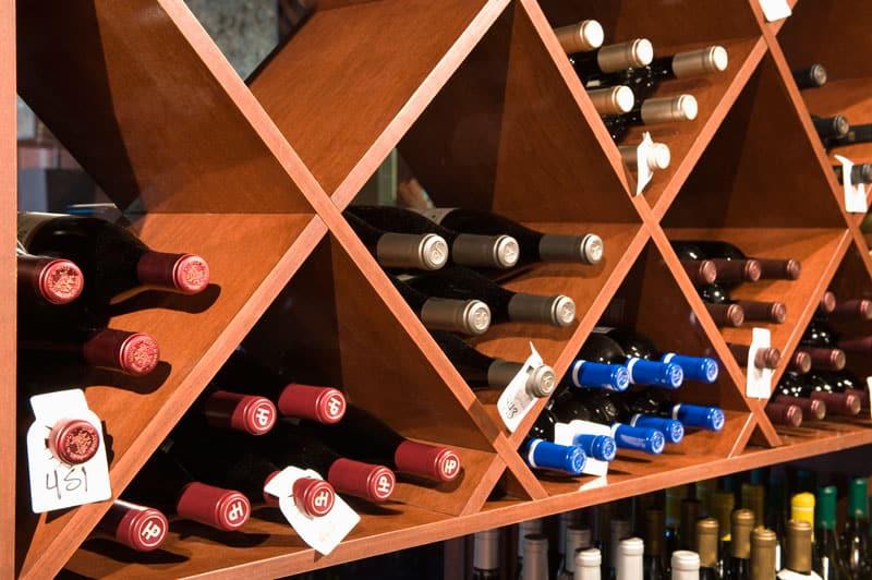 vin temperatur opbevaring